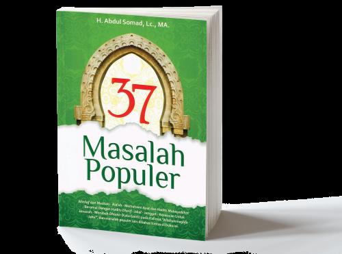 Buku 37 Masalah Populer di Masyarakat Karya Ust Abdul Somad