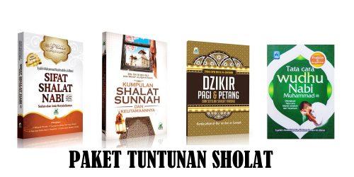 Paket Buku Sholat
